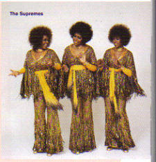 The Supremes have a sartorial nightmare